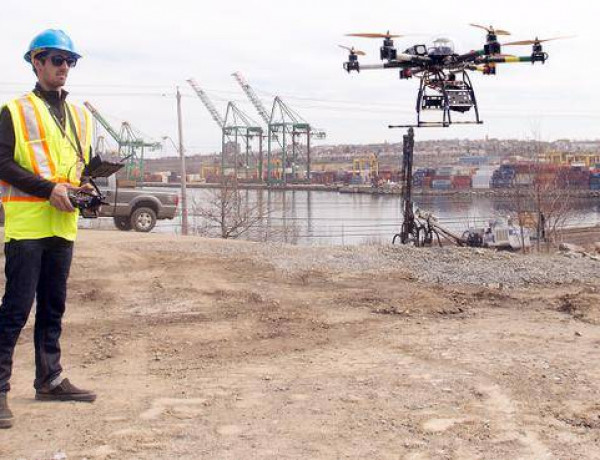 Effect of Drones on Building Construction in NYC [Future Forecast]