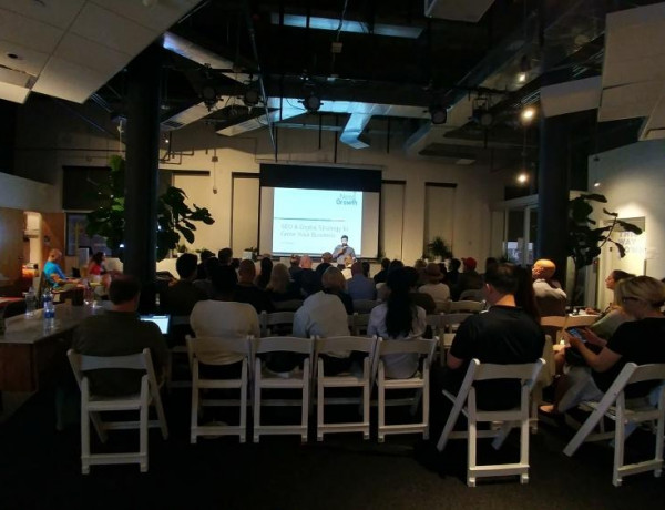 SEO and Digital Marketing for Small Businesses in NYC [Event Spotlight]