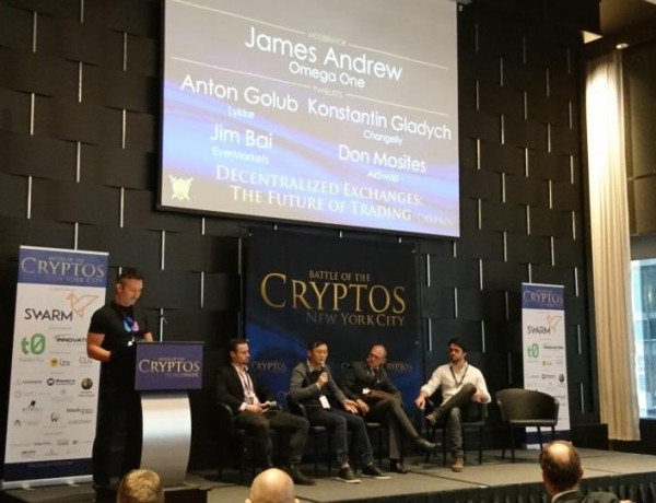 Battle of the Cryptos Conference in New York [Event Coverage]