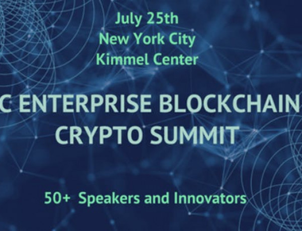 Can't Miss Summer Blockchain & Crypto Event [Finally in NYC July 25th!]
