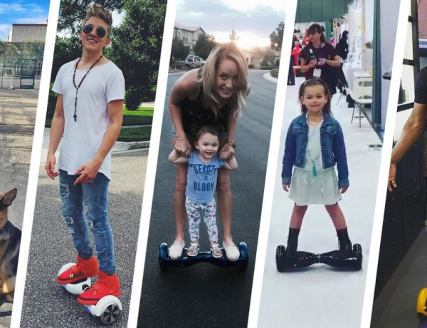 Popularity Explosion of the Hoverboard [Part 1: How it Went Viral]