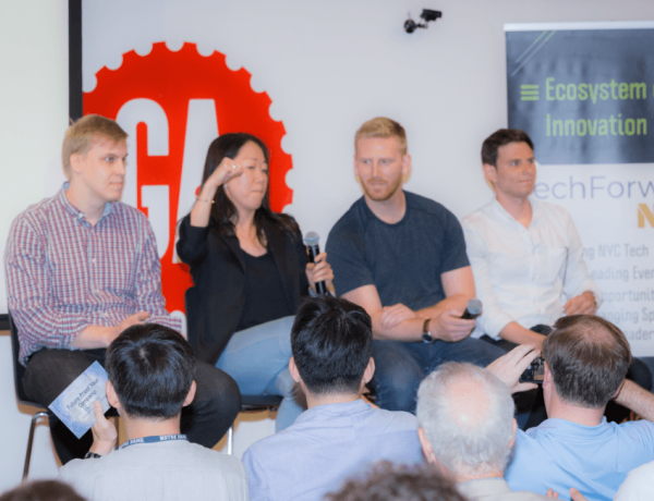TechForward NYC Event Pulls in the City's Blockchain Visionaries