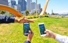 pokemon go companion apps technology
