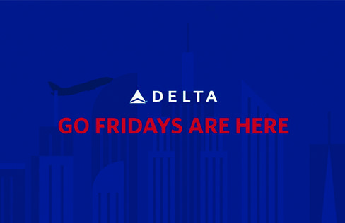 Delta Go Fridays