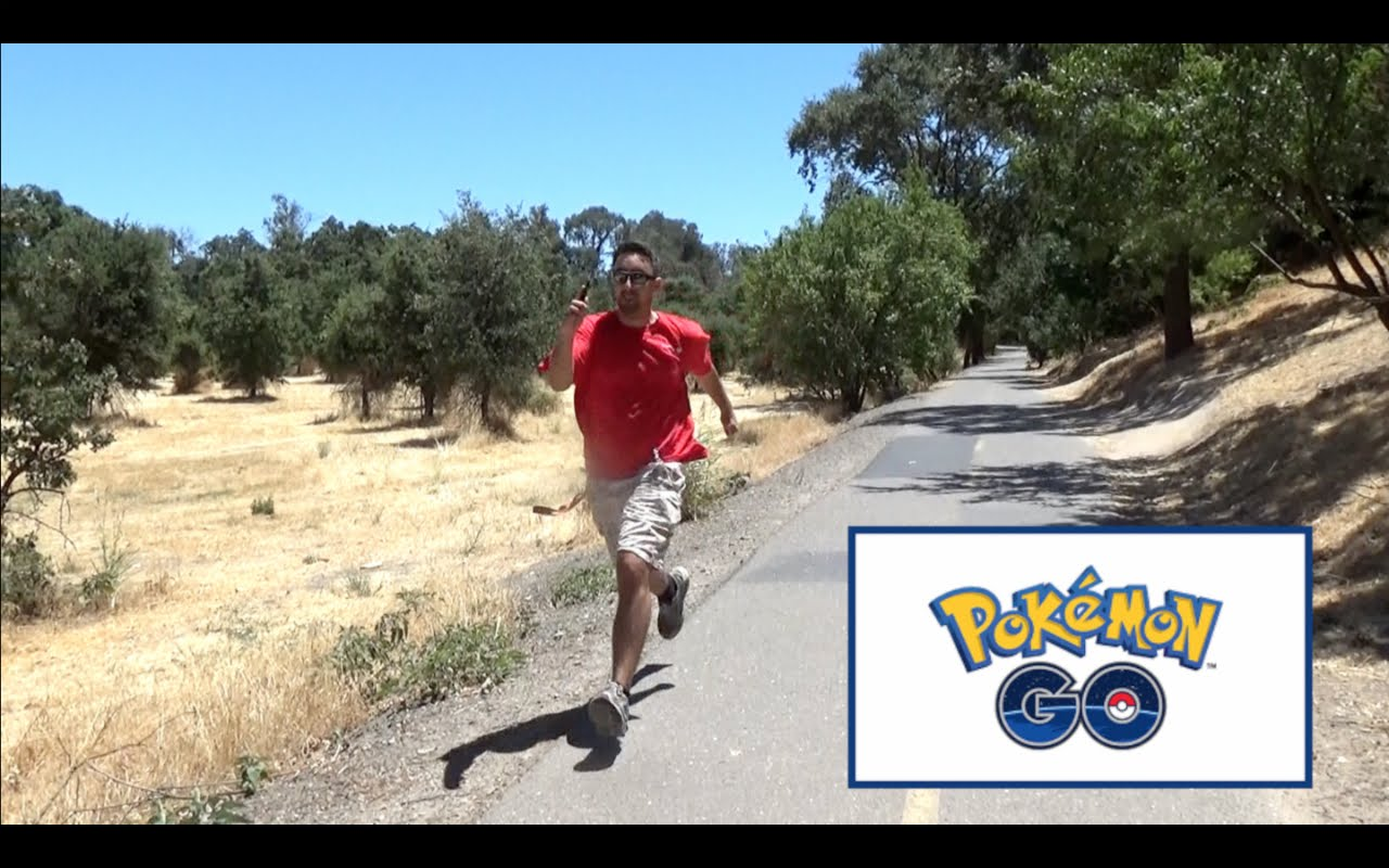 pokemon go running companion app