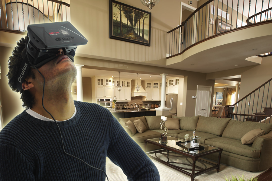 Image result for virtual reality real estate