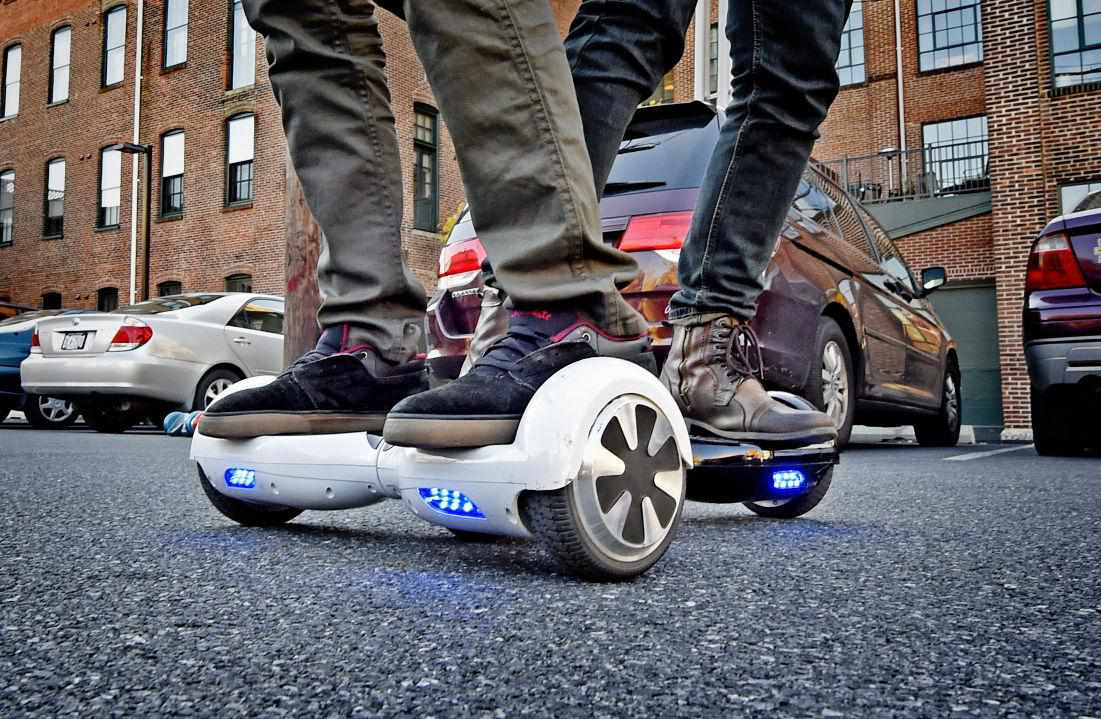 hoverboard viral marketing success story nyc