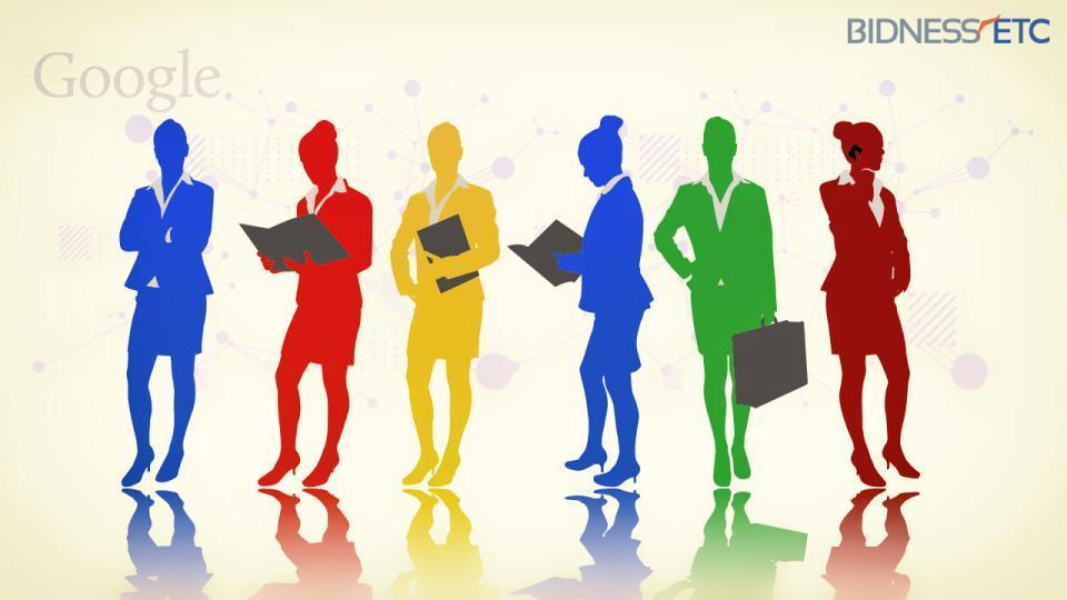 women google interview technology industry