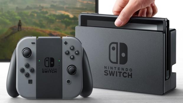 nintendo switch announcement business strategy nyc