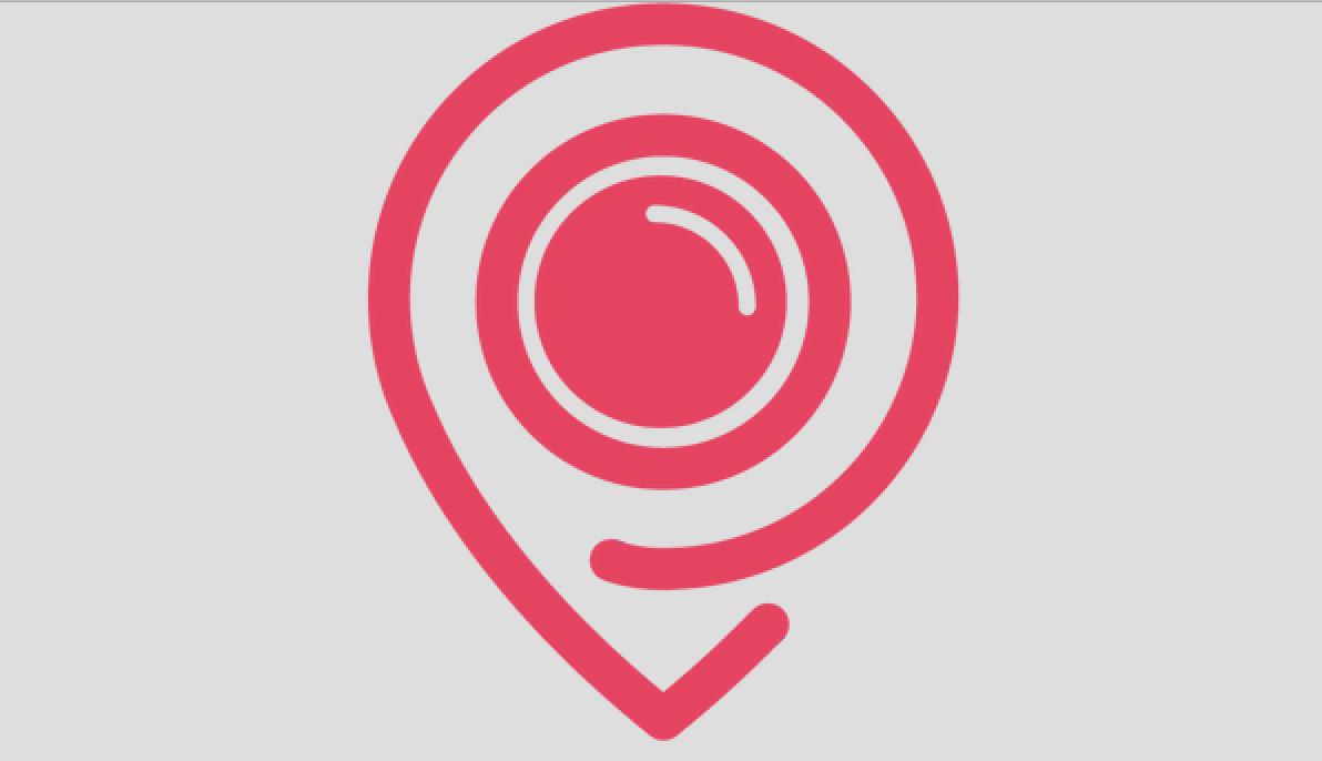 postcard app nyc gopostcard heatmap venues