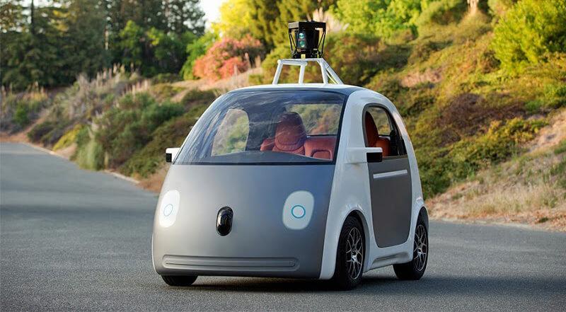 self driving car google driverless