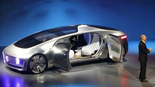 self driving autonomous car platform business 2017