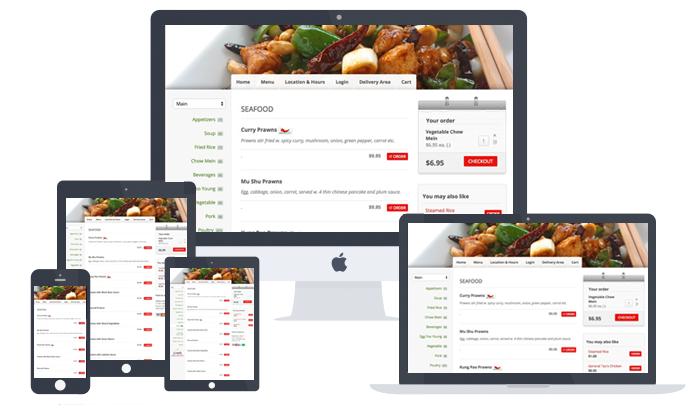 online menu point of sale technology nyc
