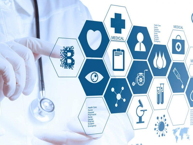 blockchain tech health care