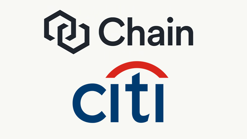 citi nasdaq blockchain technology decentralized transactions
