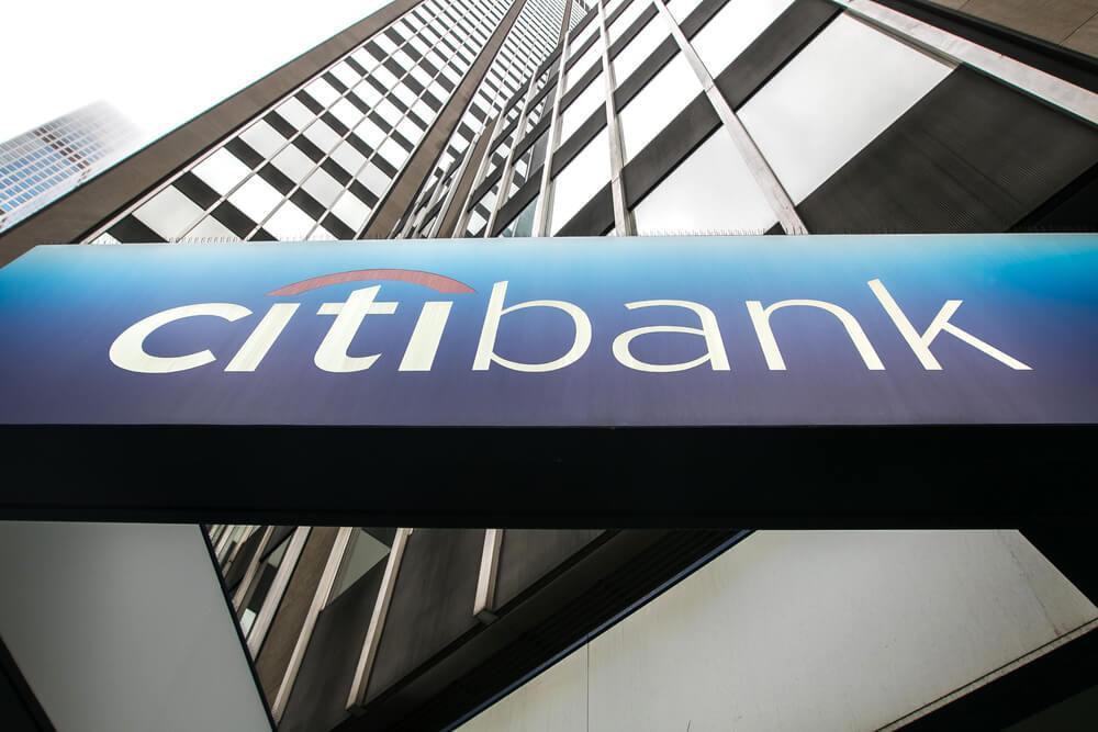 citibank citi fintech blockchain banking decentralized transactions