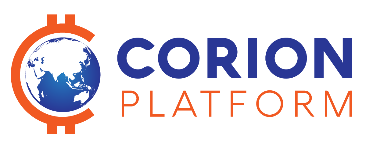 corion platform digital cryptocurrency ico