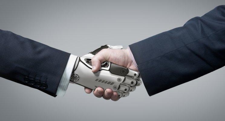 human robot future automation nyc