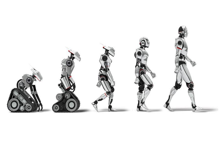 robot task evolution design innovation nyc