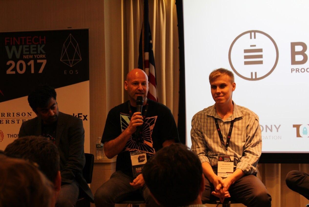blockchain experts predict future panel nyc