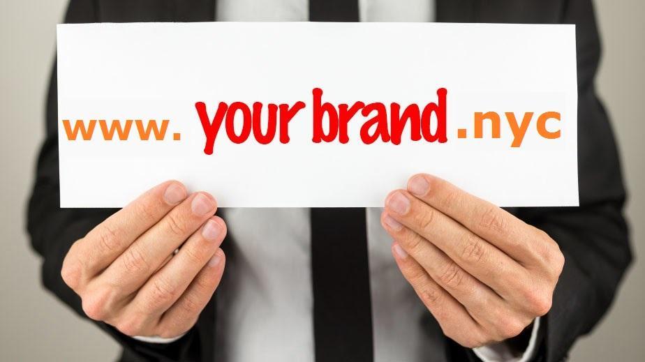 localized .nyc domain branding marketing