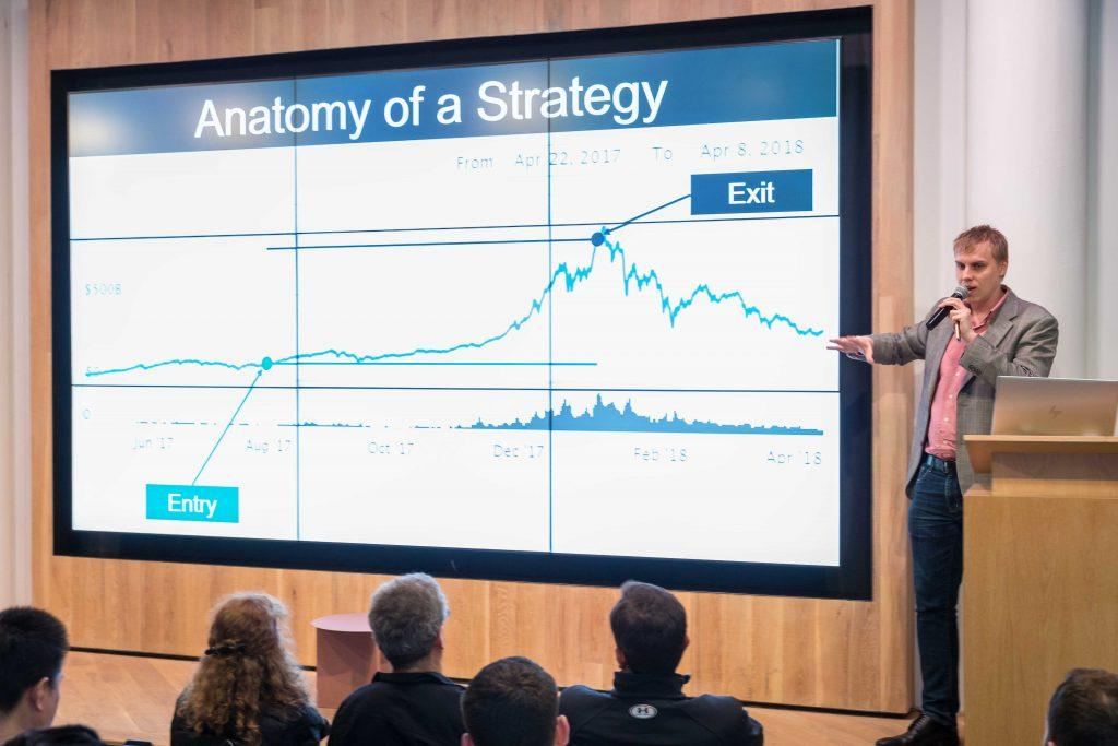 Crypto Trading Tools and Strategies [Workshop Coverage] -
